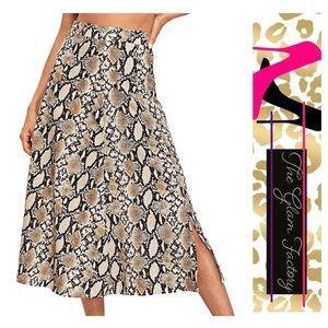 Dresses & Skirts - Snake Skin Skirt